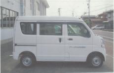 車両助成の一部に役立てていただきました(石川県)